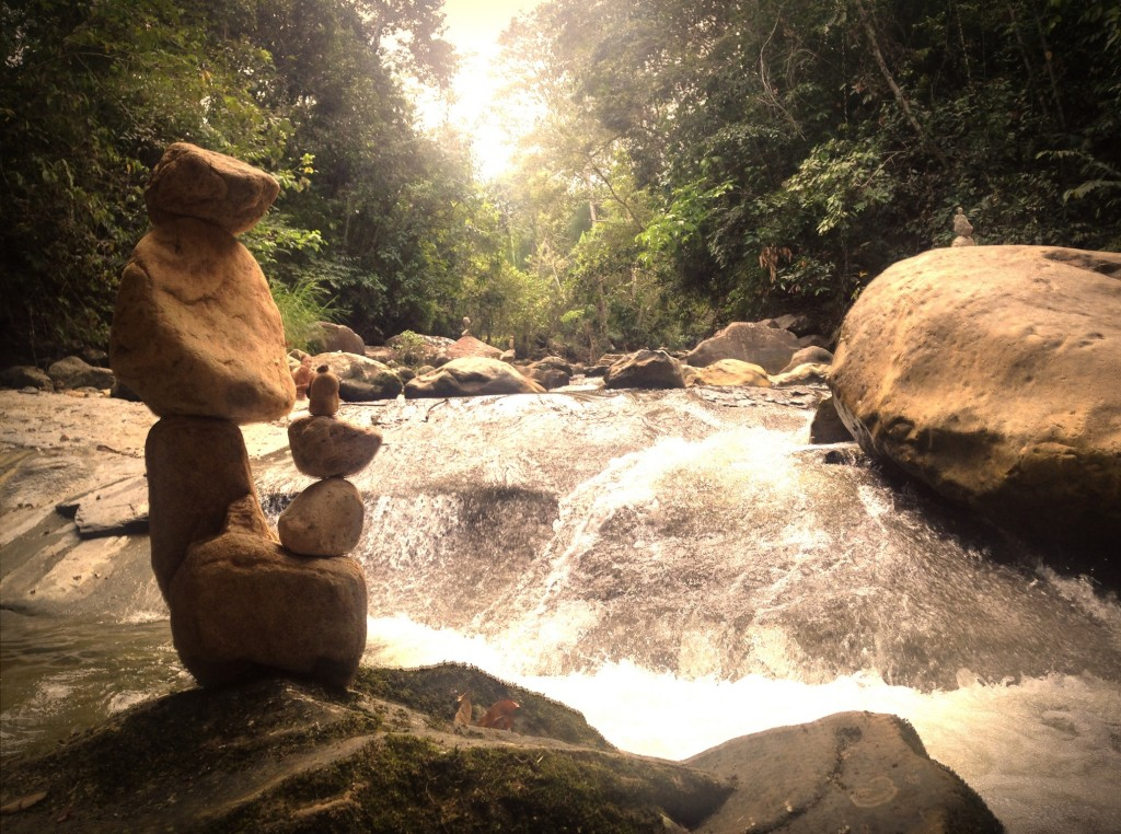Ayahuasca Retreat Center - River at The Garden of Peace, Peru
