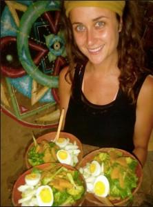 Ayahuasca Retreat Center Hostess - Lara Charlotte