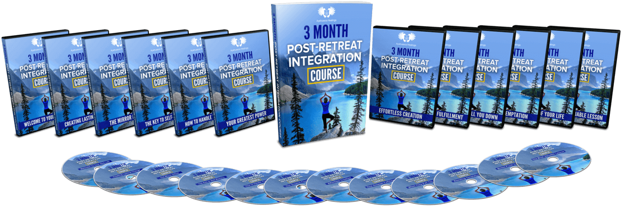 Free Bonus: 3-Month Post Ayahuasca Retreat Integration Course